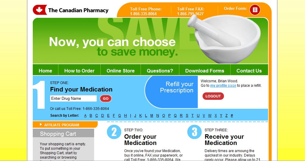 The Canadian Pharmacy - www.thecanadianpharmacy.com